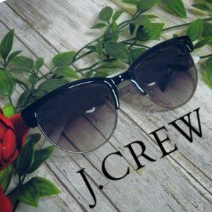 j crew clubmaster black ray ban sunglasses